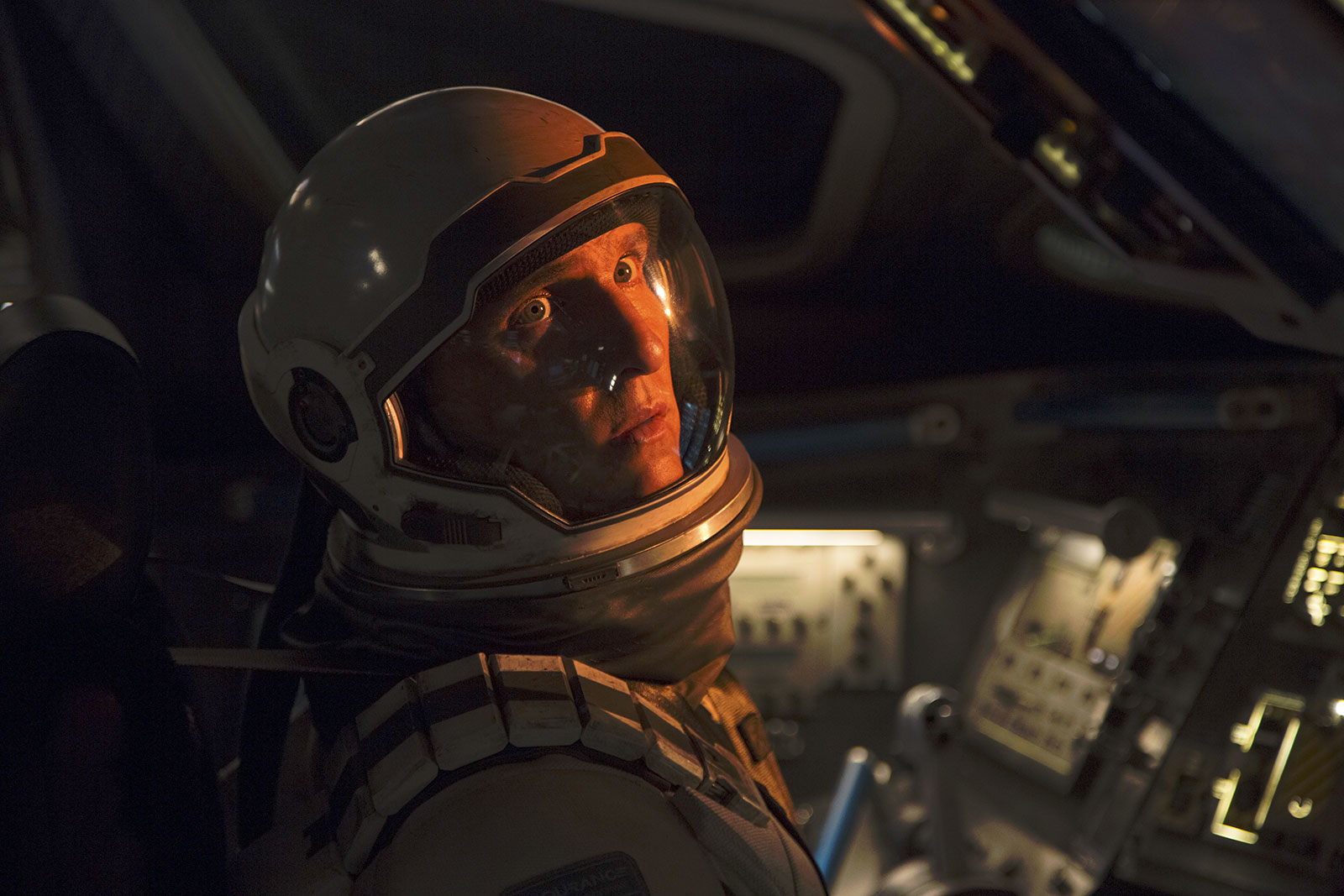 "Der Film ""Interstellar"" wird in 70mm und in Originalversion gezeigt!"