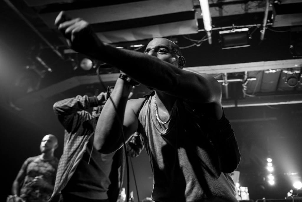 """Freu dich auf eine neue Ausgabe von """"Rap for Refugees""""."""
