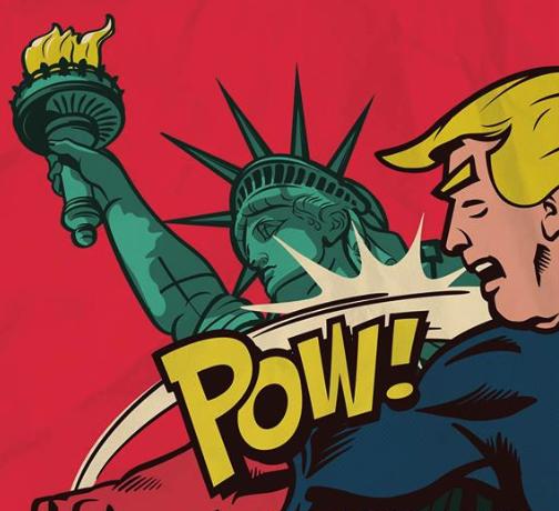 Michael Moore zerlegt die Ära Trump und blickt in Vergangenheit & Zukunft!