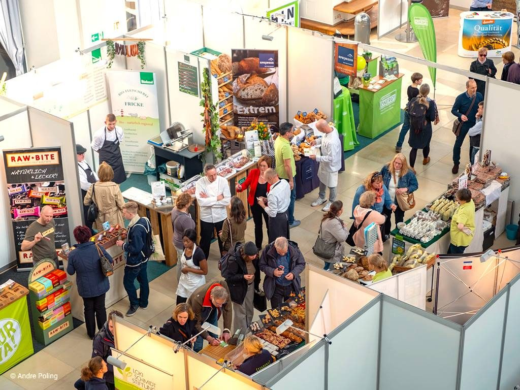 Erlebe die Hamburg.bio-Messe und die erste Saatgutbörse!