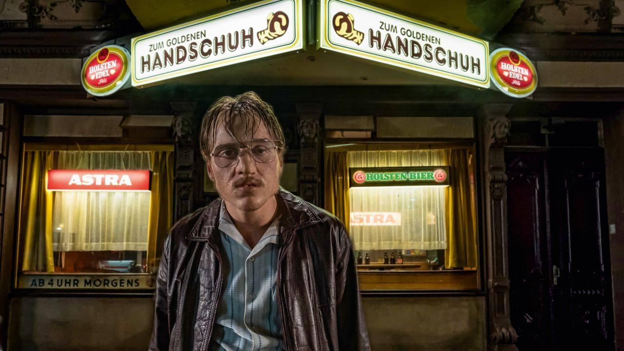 """Der Goldene Handschuh"" handelt vom Mörder Honka."
