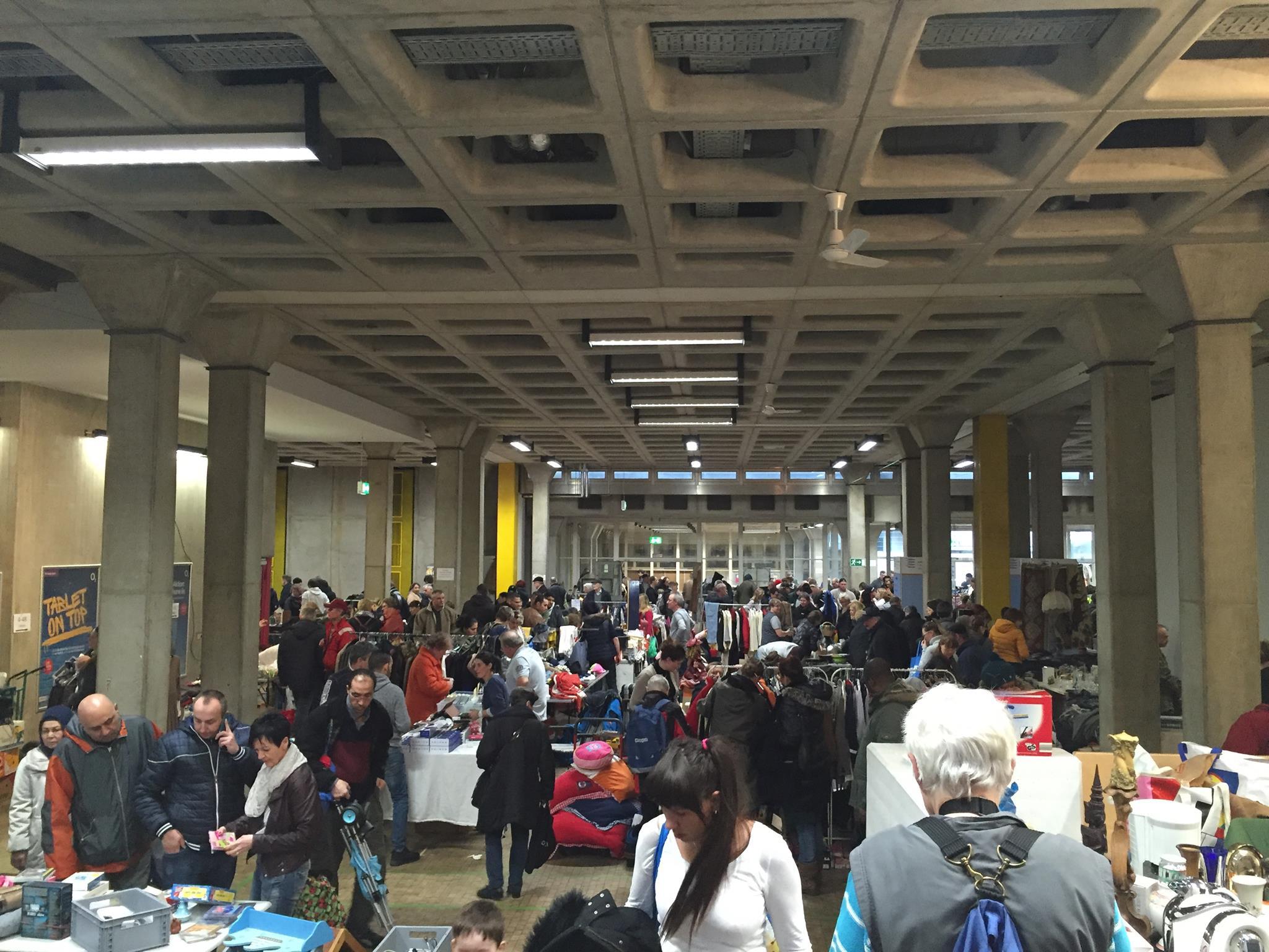 Die HAW öffnet ihre Türen für einen bunten Flohmarkt!