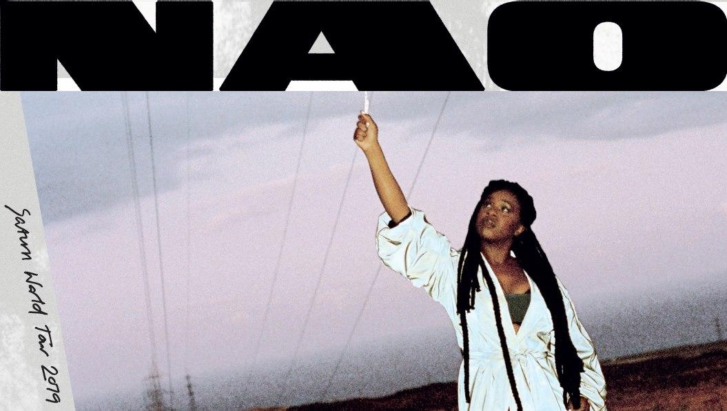 Londonerin NAO hat die Charts gestürmt mit ihren jazzigen Songs!