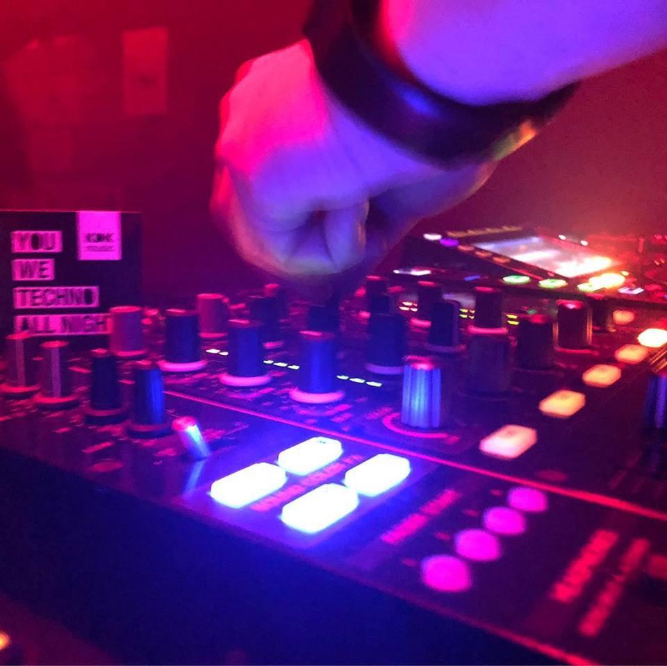 You We Techno All Night erwartet dich mit feinstem Techno!