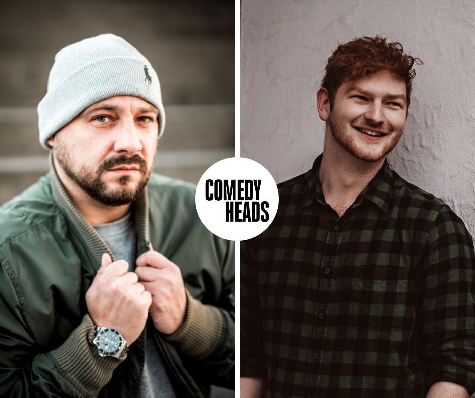 Die Comedyheads Stand-Up Mix Show nimmt kein Blatt vor den Mund.