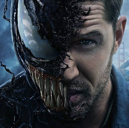 In der Uni gibts den Action-Film Venom für einen schmalen Taler zu sehen.
