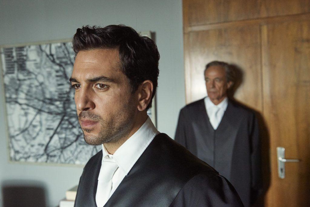 """Im Film """"Der Fall Collini"""" schlüpft Elyas M'Barek in eine ernste Rolle!"""