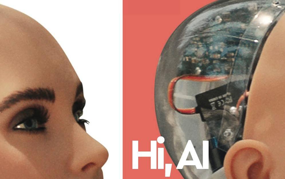 """""""Hi, AI"""" handelt vom Leben mit Robotern – inklusive Gespräch!"""