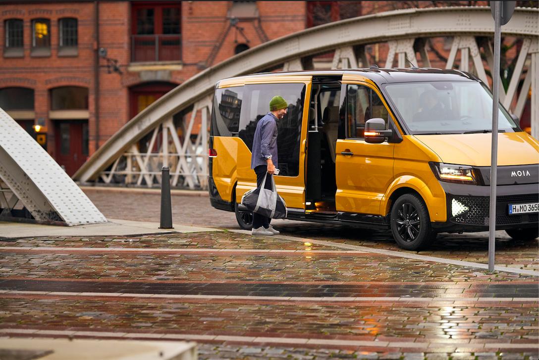 MOIA startet in Hamburg: Probiere den neuen Ridesharing-Service aus!