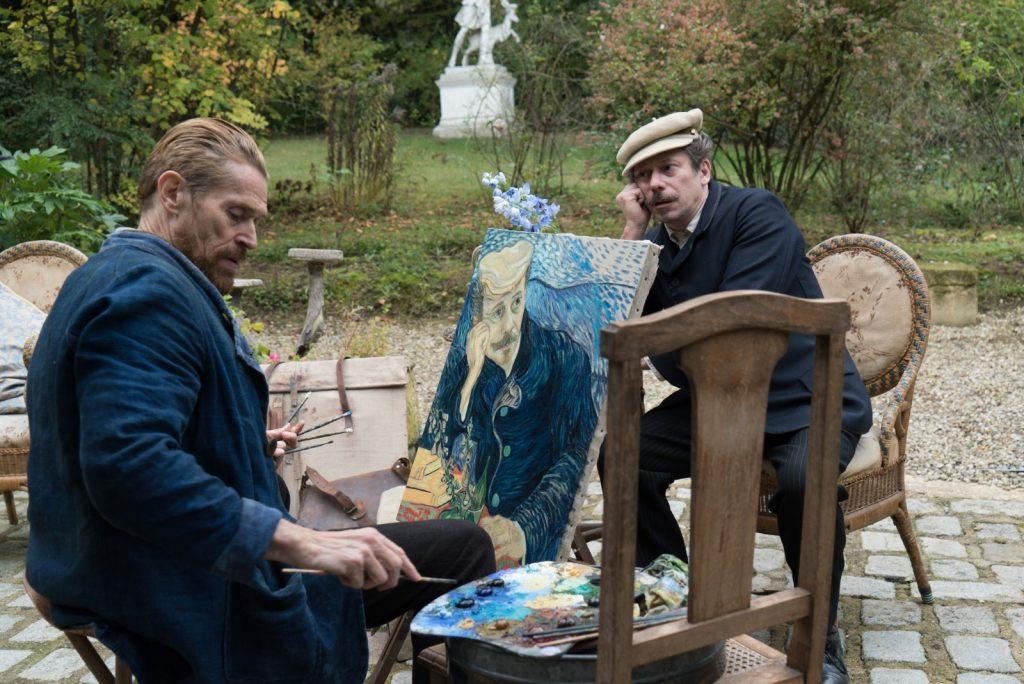 Das Abaton zeigt einen beeindruckenden Film über Van Gogh.