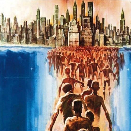 """Wage dich auf die Zombie-Schreckensinsel: """"Zombi 2"""" im Original!"""