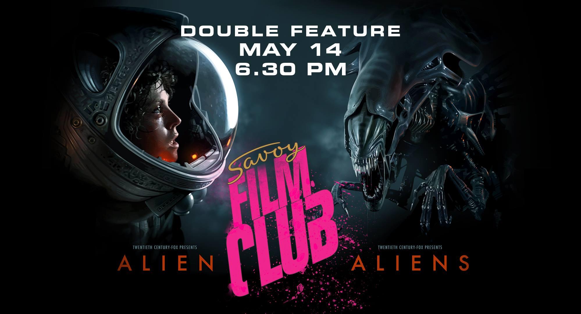 Der Film ALIEN-Double (OV) lässt dich erschaudern.