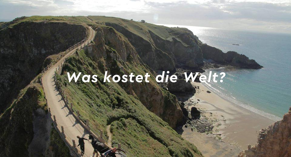 """Komm zur Kino-Premiere von """"Was kostet die Welt""""."""