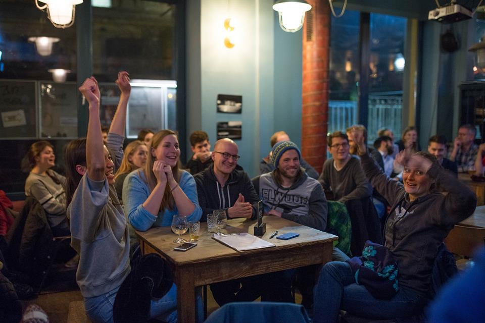 Quizzen und Bier gewinnen – wie cool ist das denn?!