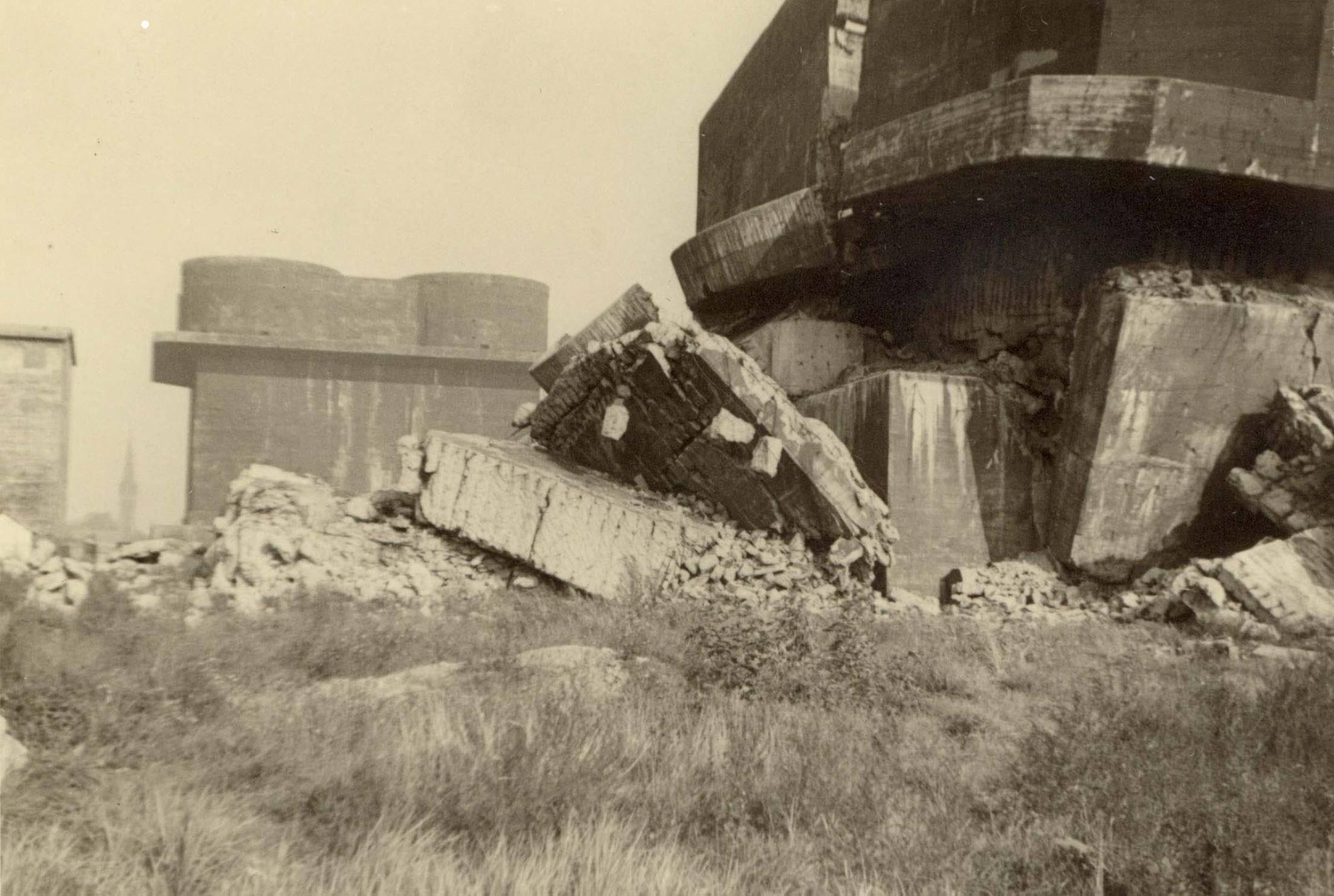 Ein interessanter Bunkerrundgang im ehemaligen Flakbunker Wilhelmsburg!
