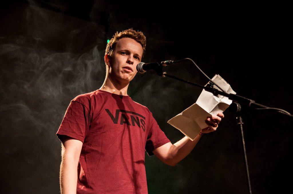 Die Jägerschlacht stellt den Poetry-Untergrund auf die Bühne!