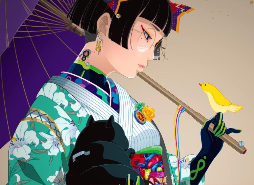 Das Japan-Filmfest beglückt mit 72 japanischen Filmproduktionen!