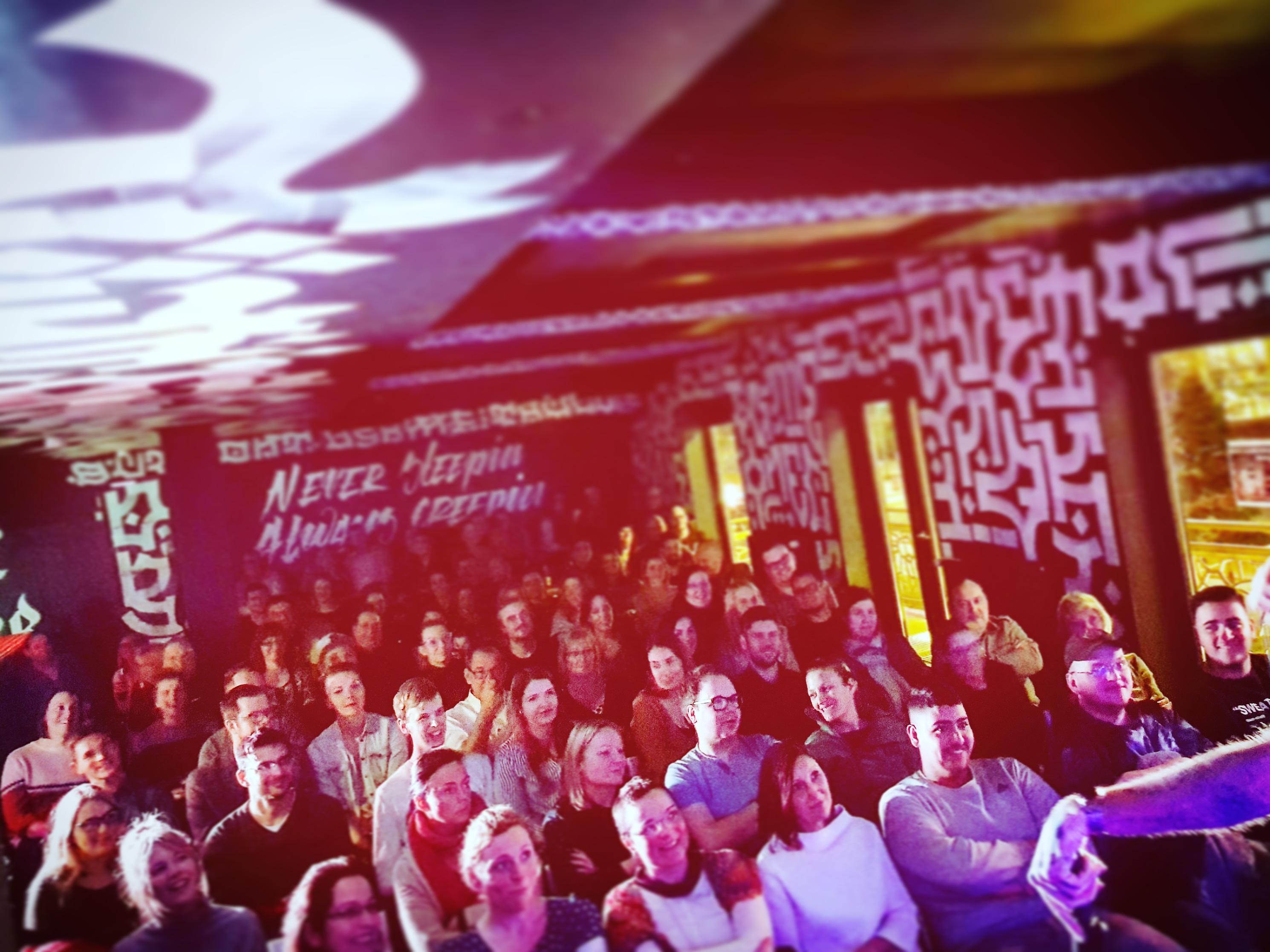 Stand-Up Comedy auf dem Kiez – live, unzensiert & unfassbar witzig.