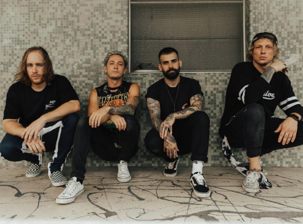 The Word Alive bringen melodischen Metalcore ins Logo!