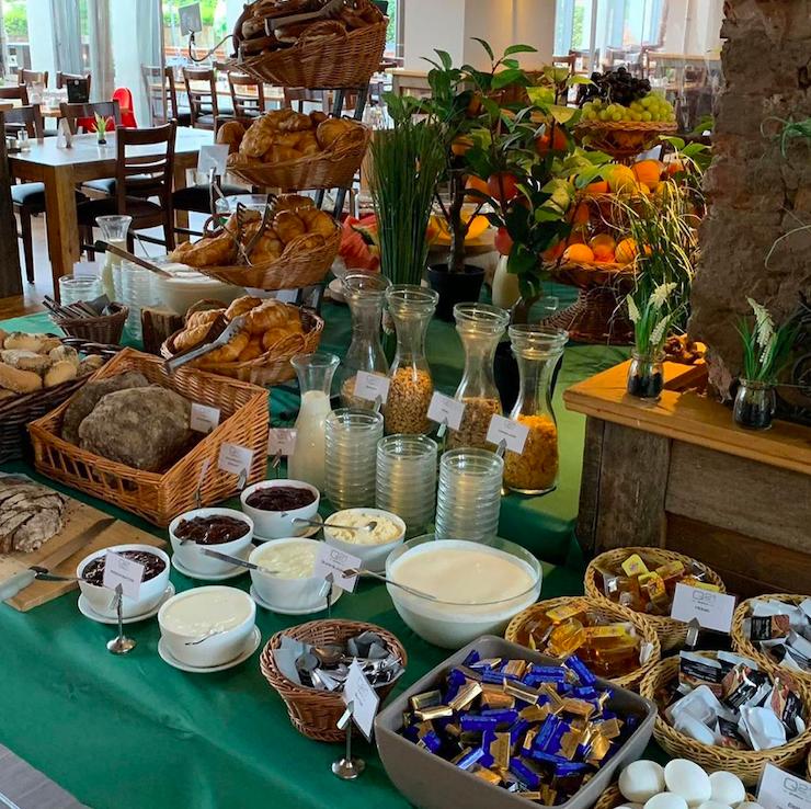 Sweet Sunday: Starte den Tag bei Brunch im Q21 Gasthaus.