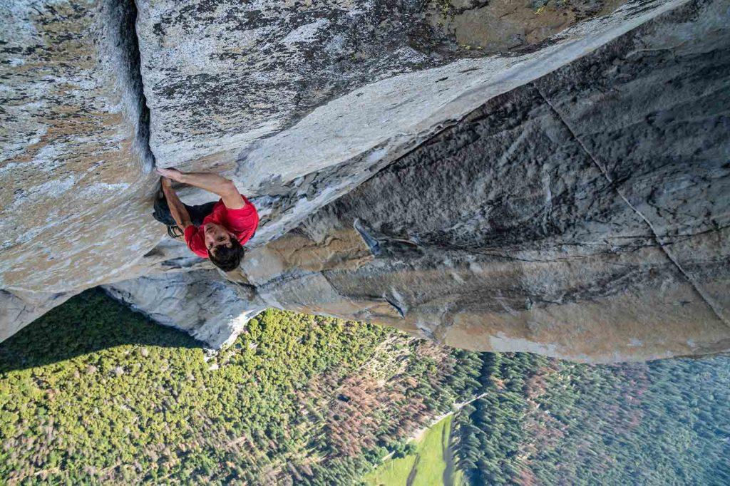 "Beim St. Pauli Sommerkino ""besteigst"" du den 975 Meter hohen El Capitan!"