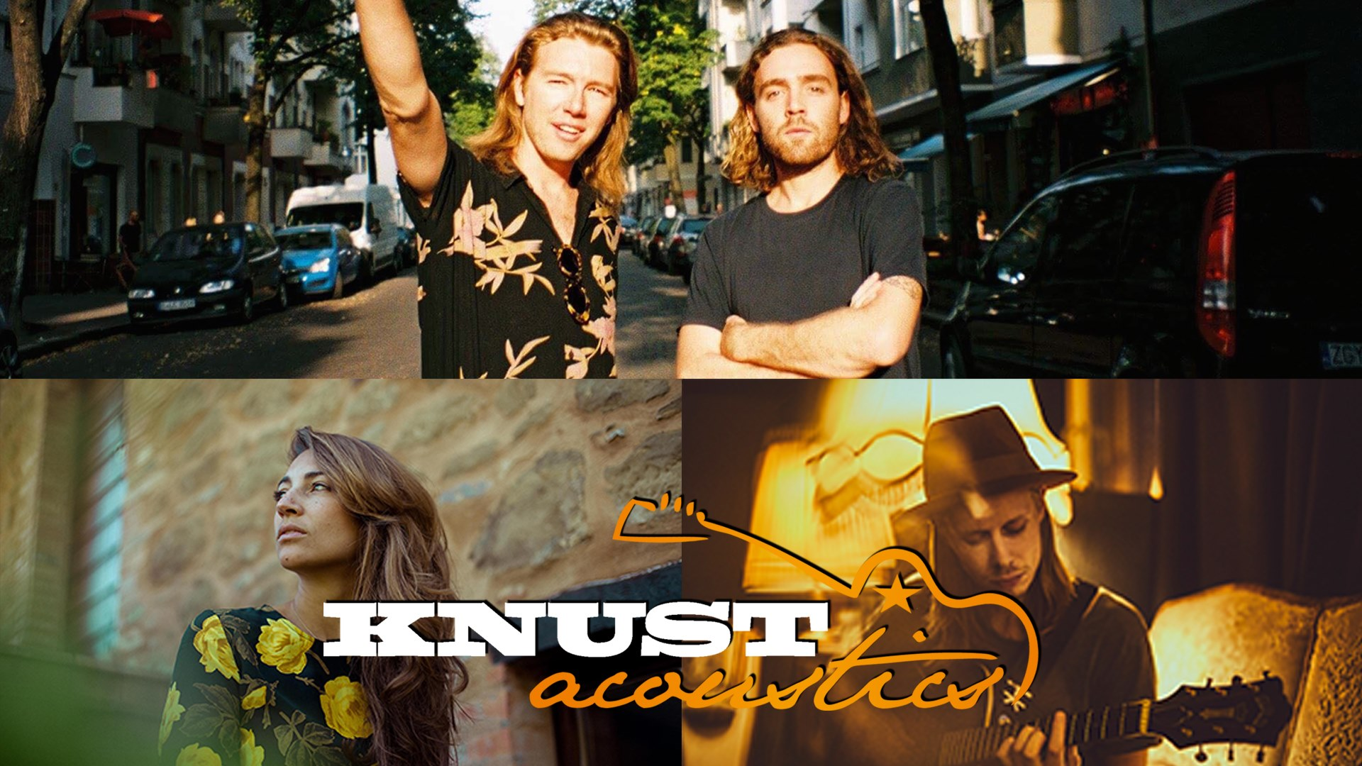 Die Knust Acoustics begrüßen Luca Vasta, Tom Klose und Imbibe!