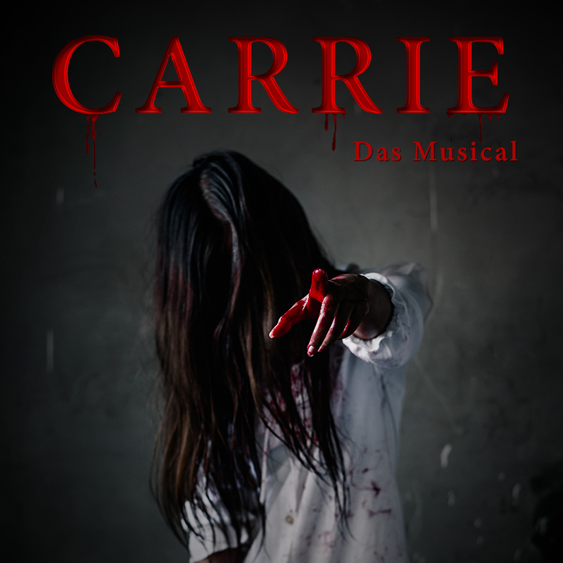 """VERLOSUNG 🎉 Es gibt 2×2 Tickets für """"Carrie – Das Musical"""" zu gewinnen!"""