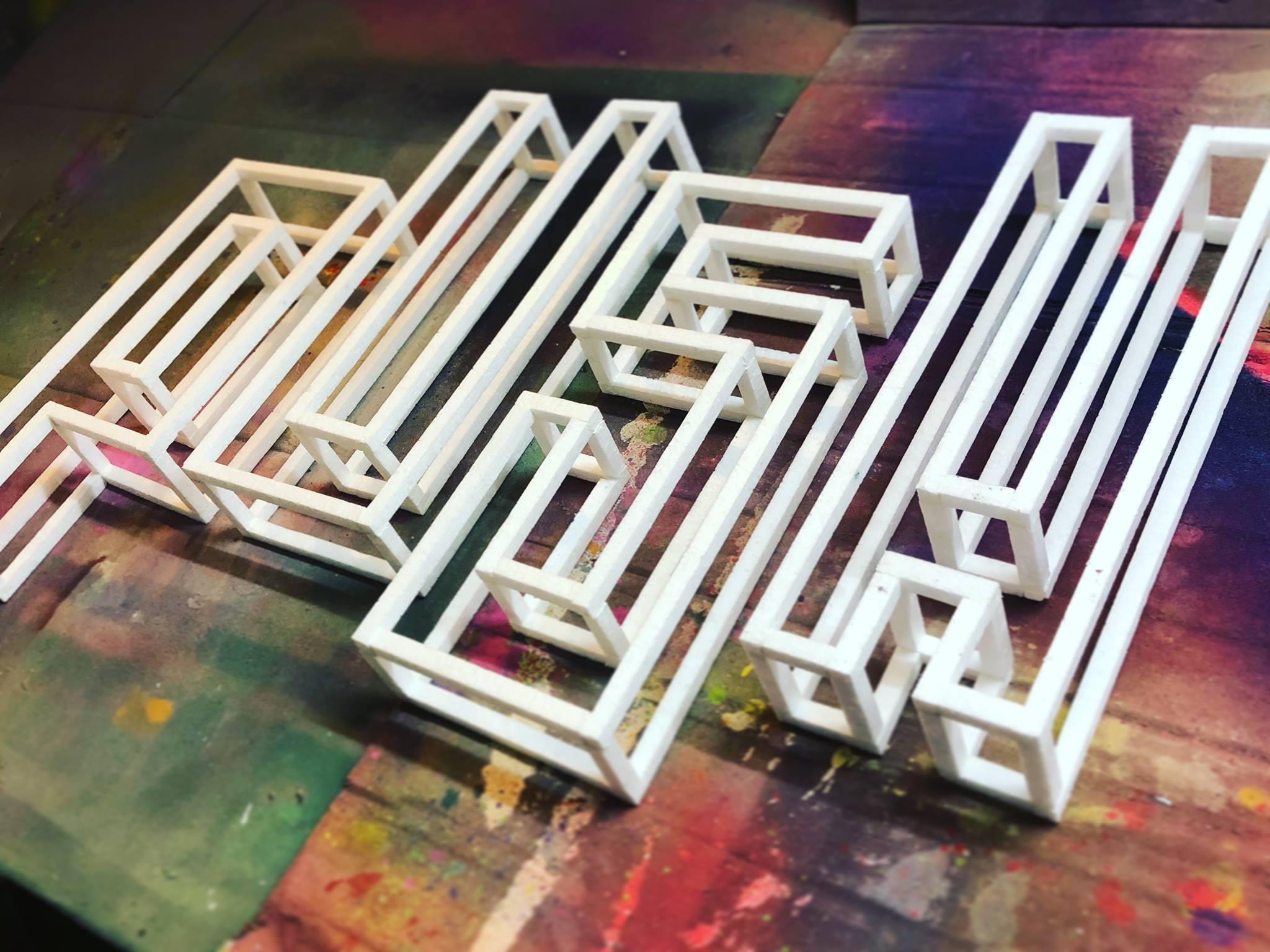 """Die PUSH Soloshow """"Spektrum"""" präsentiert beeindruckende Kunst."""