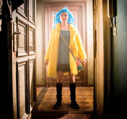 """Der Film """"Electric Girl"""" feiert in Hamburg Premiere."""