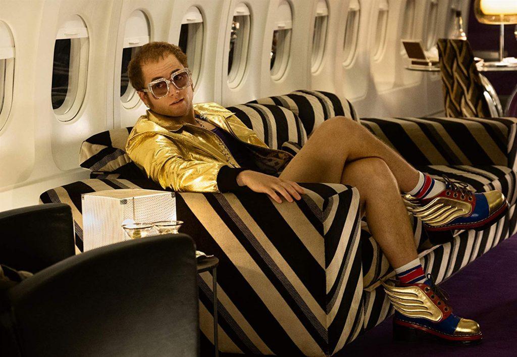 Rocketman erzählt die Geschichte von Sir Elton John.