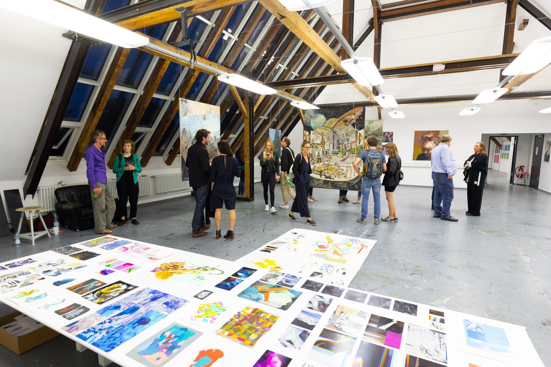 """Der """"Rundgang Finkenau"""" ist die große Sommerausstellung der HAW!"""