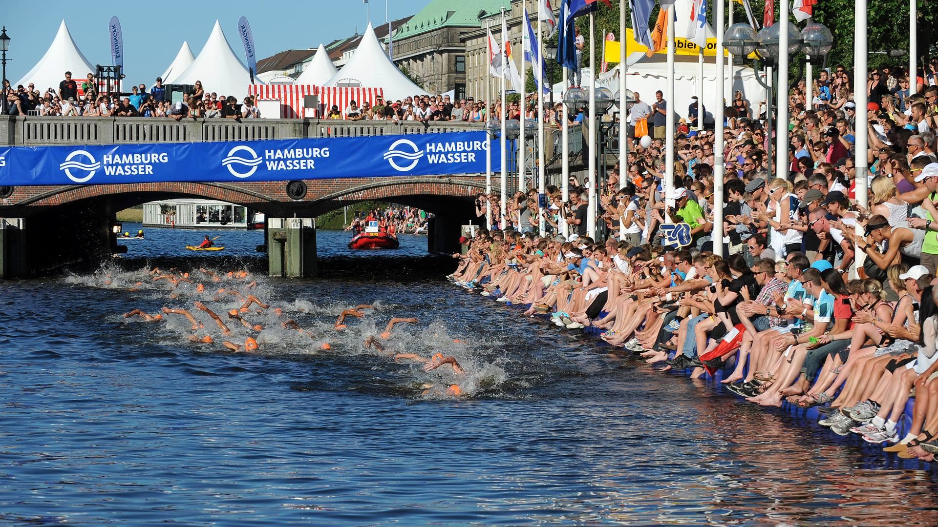 Der Wasser World Triathlon verspricht spannendsten Wassersport!
