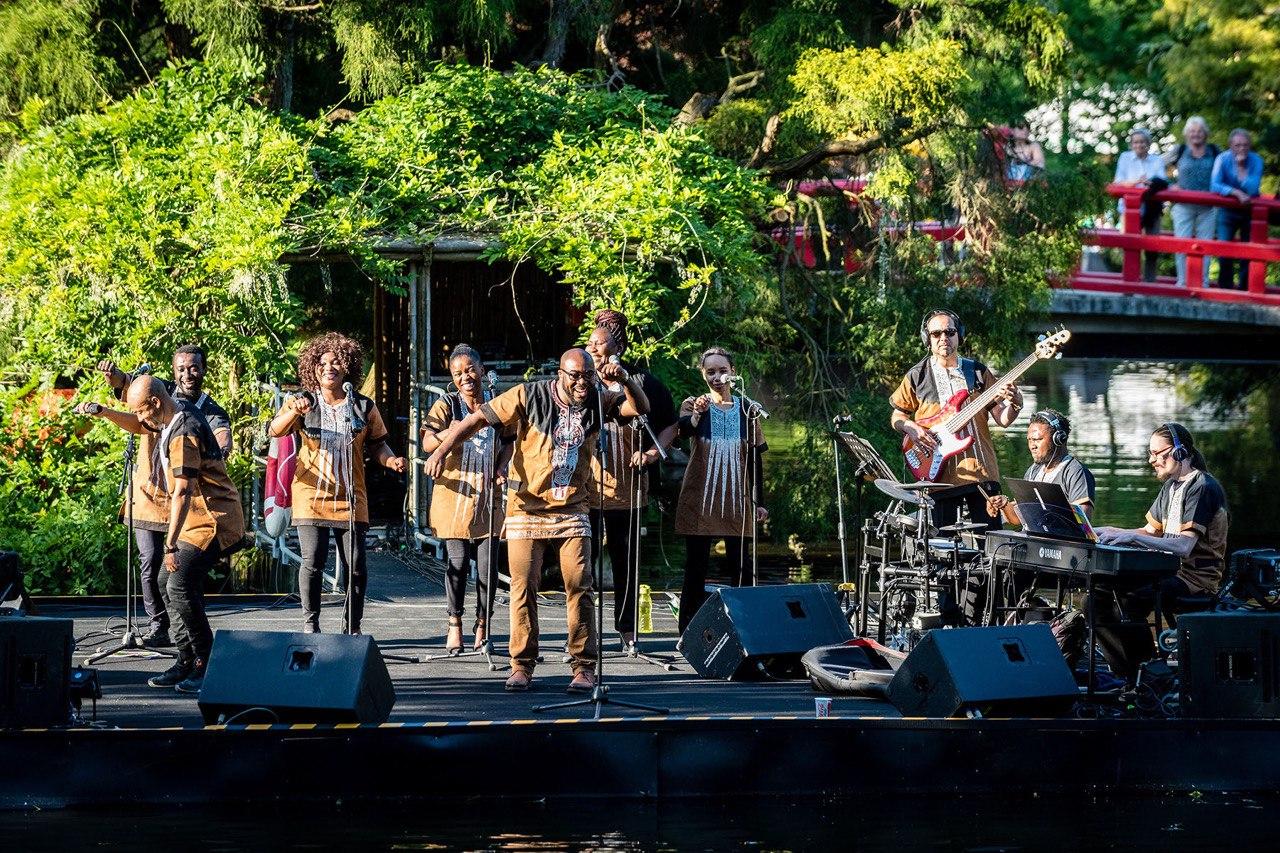 Tierpark in Concert: Genieße Musik im Tierpark Hagenbeck!