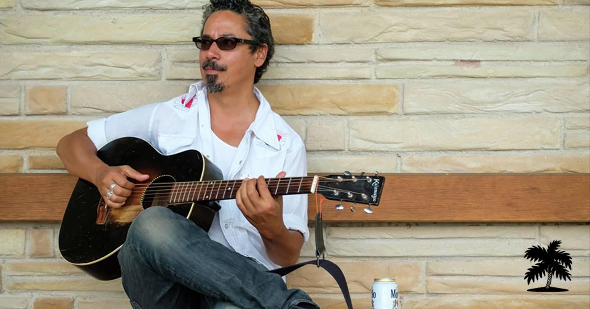 Der ehemalige Skateboarder Tommy Guerrero kann auch Musik.