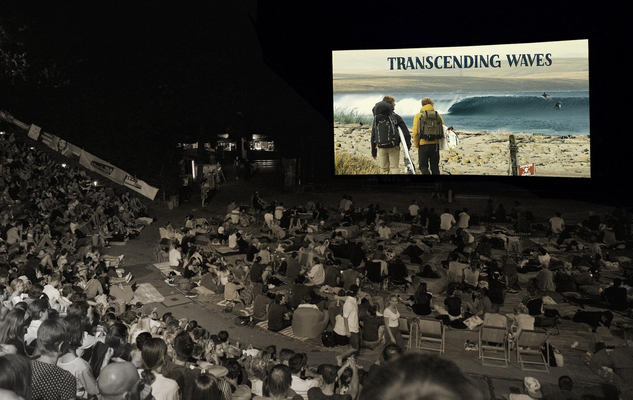 Die Surf Movie Night zeigt eine Expedition – unter freiem Himmel!