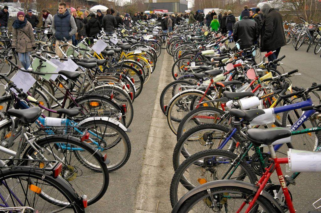 Du suchst ein Bike? Auf dem Fahrradmarkt gibts 700 gebrauchte Räder!
