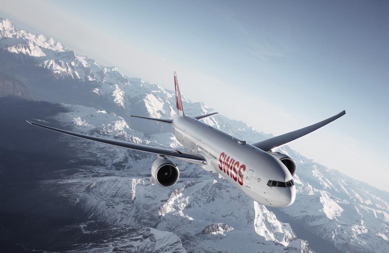 VERLOSUNG! 🎉  Gewinne 1×2 Fluggutscheine von SWISS ab Hamburg im Wert von je 1000 €!