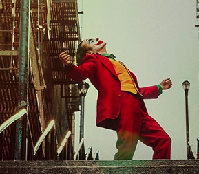 Das ABATON Kino präsentiert Joker im Original.
