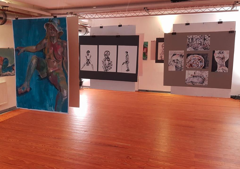Beim Festival Junge Kunst geht es um außergewöhnliche Kunstwerke.