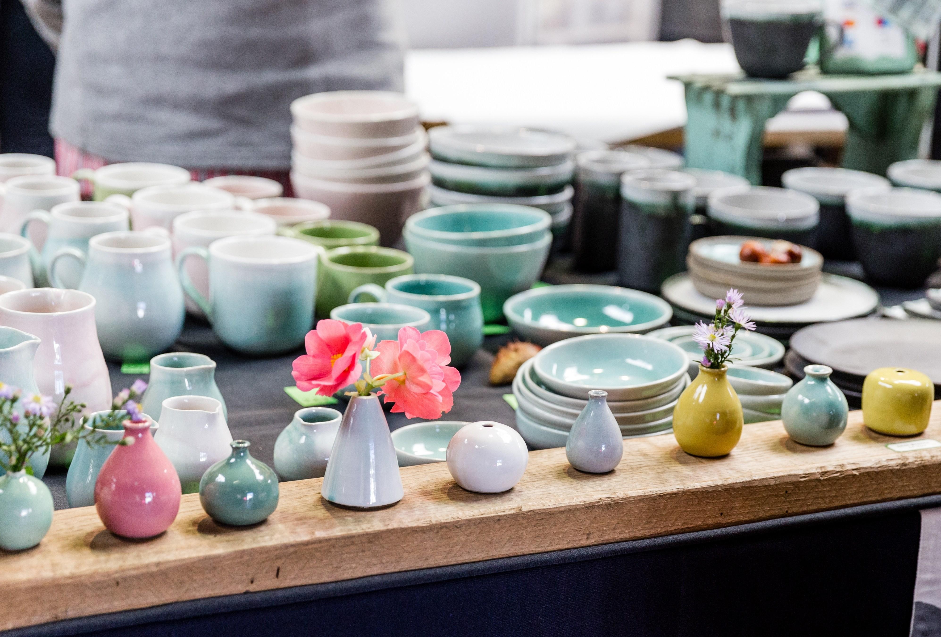 Beim hello handmade Markt findest du individuelle Schätze.