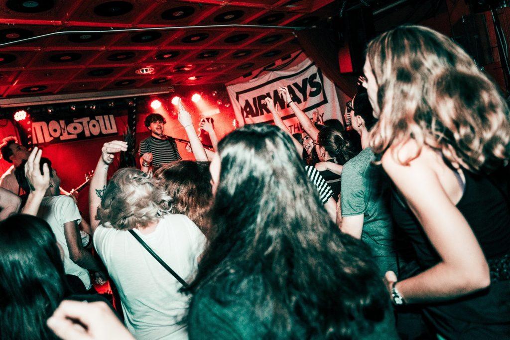 Das Molotow wird 29 und schmeißt eine fette Rock'n'Roll-Party!