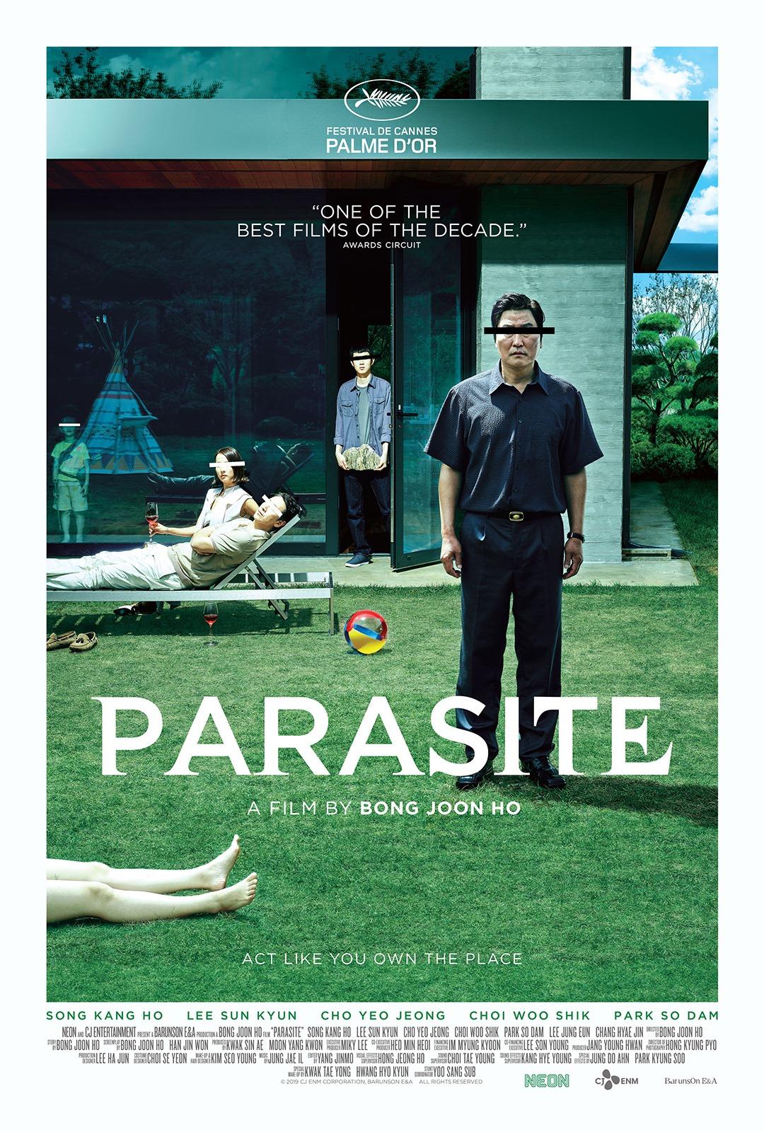 Parasite Kino Hamburg