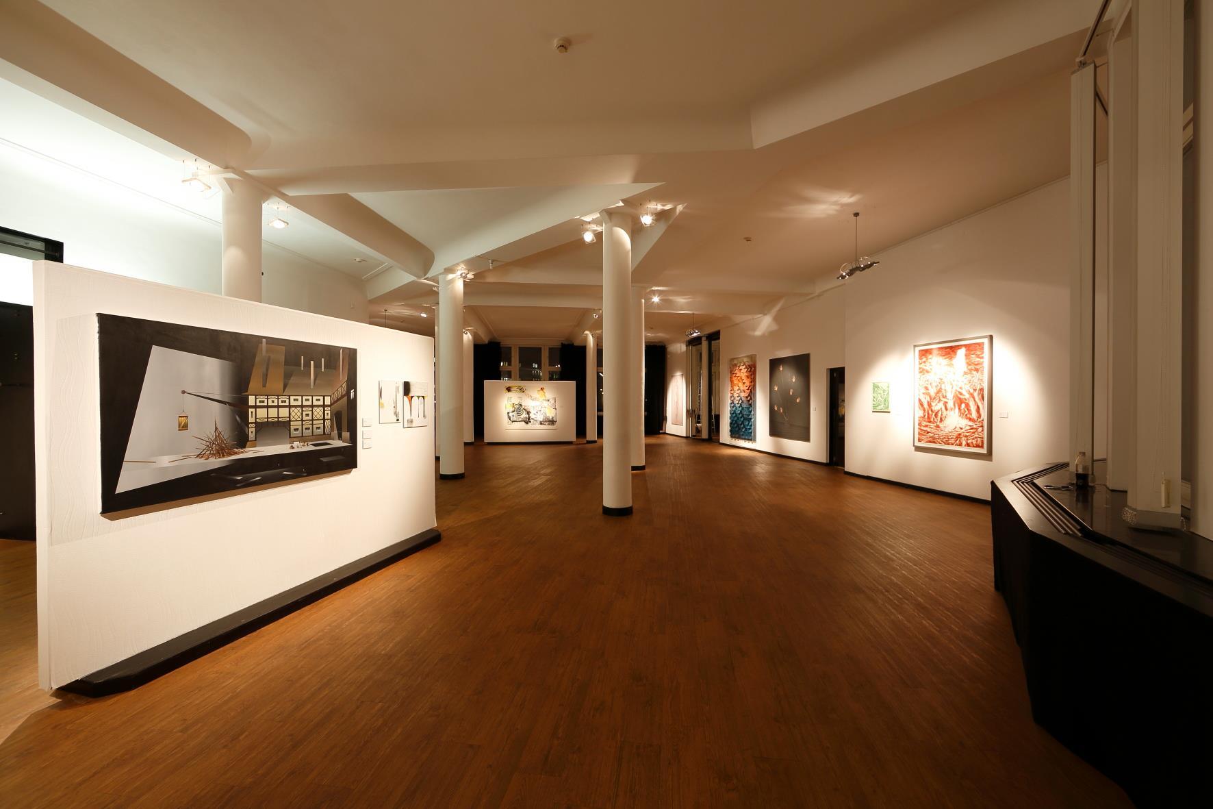 """Beim """"salondergegenwart"""" wird die Innenstadt zur Kunst-Ausstellung!"""
