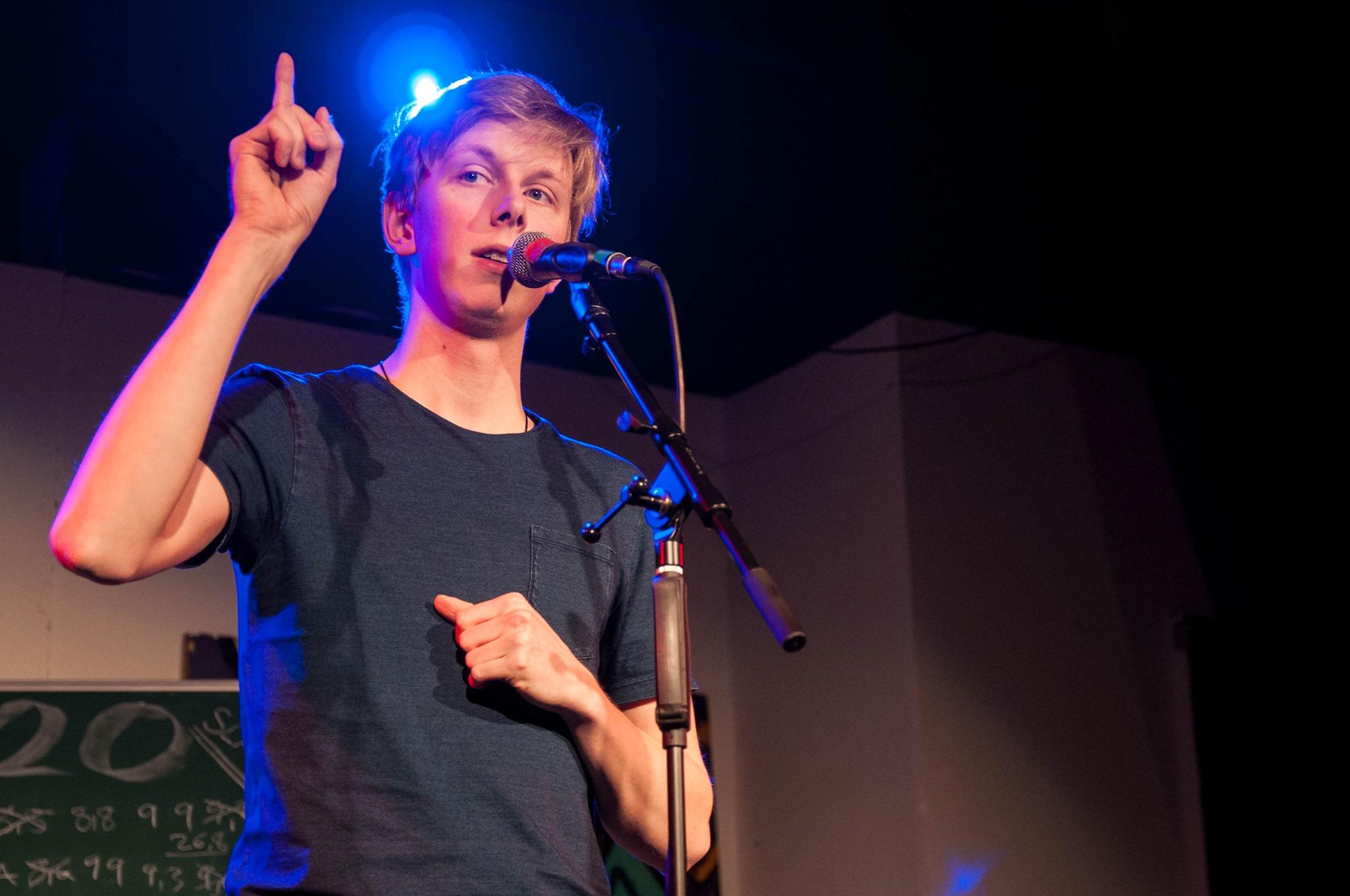 Mach's dir muckelig bei der Herbst-Edition des Zeise Poetry Slam.