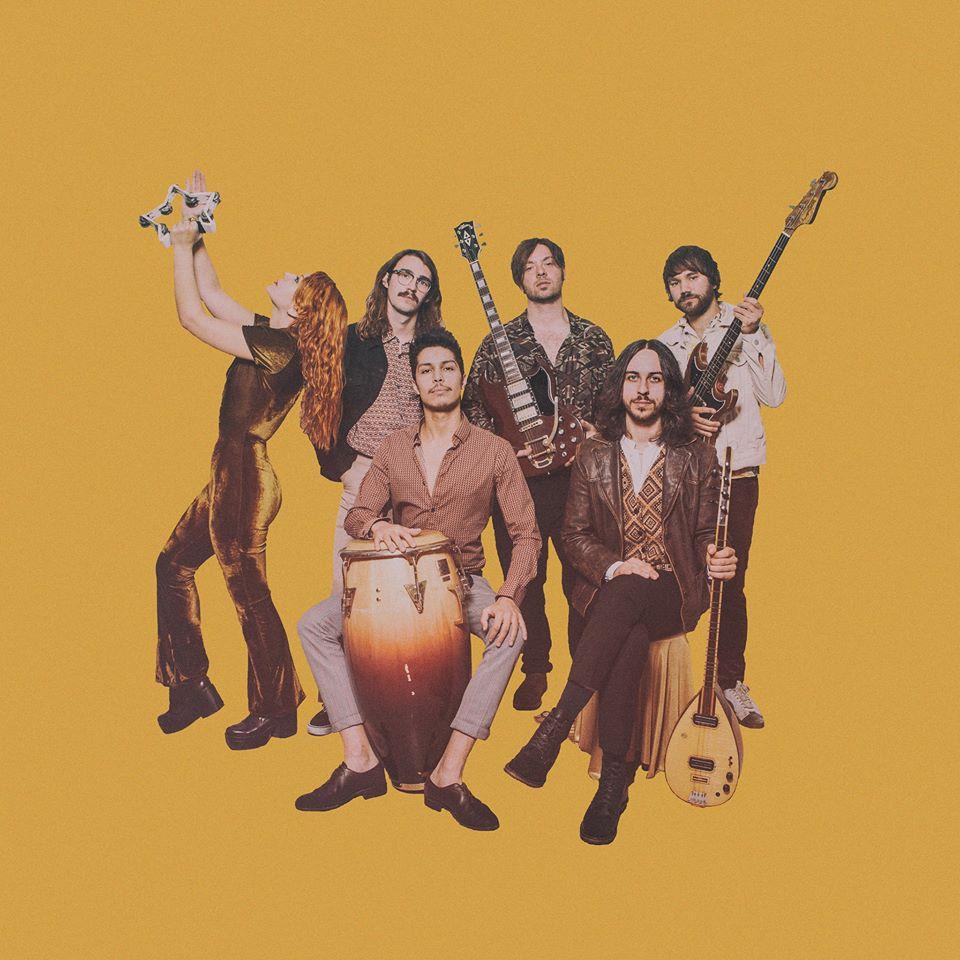 Die Band Altin Gün ist multikulturell.