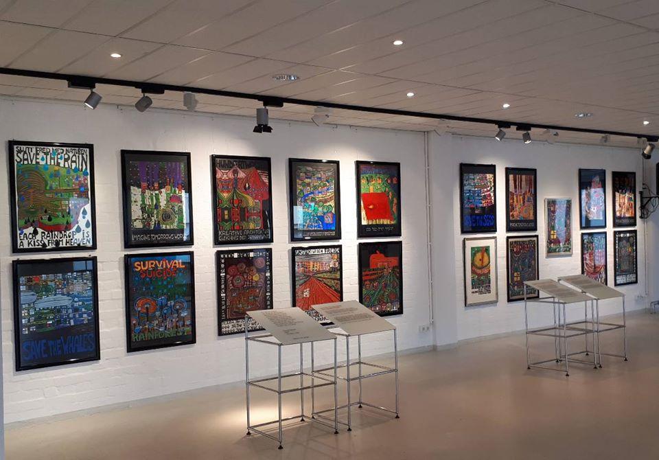 """Ausstellung: """"Friedensreich Hundertwasser"""" musst du dir ansehen!"""