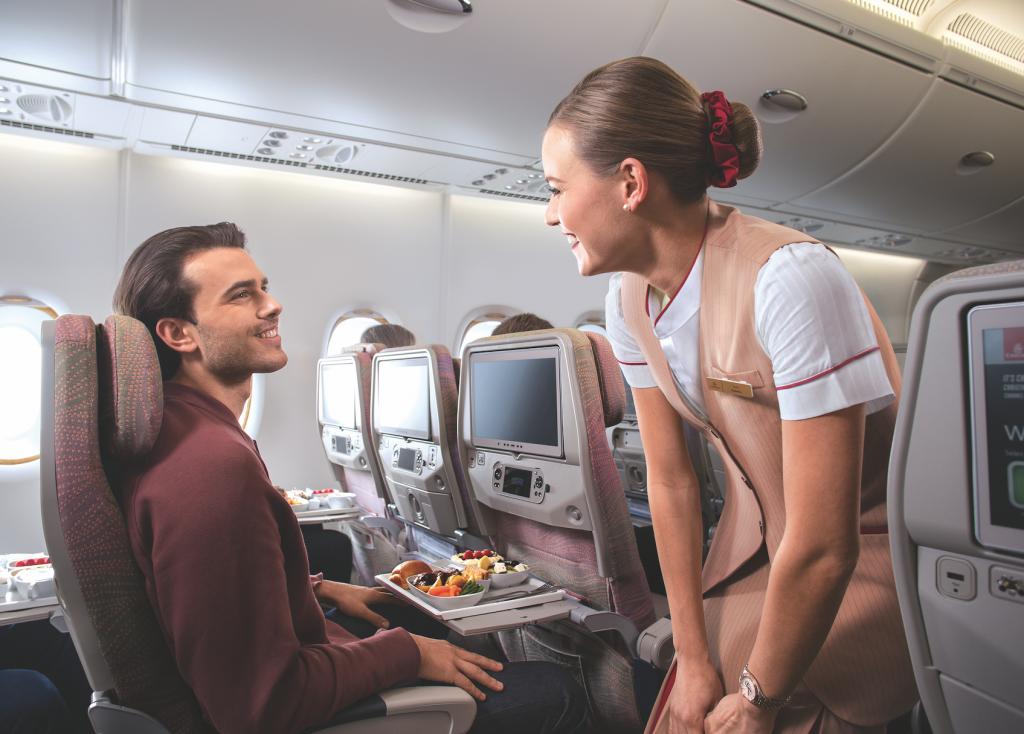 Türchen 5 🎁 Wir verlosen 1×2 Flüge von Hamburg nach Dubai mit EMIRATES!