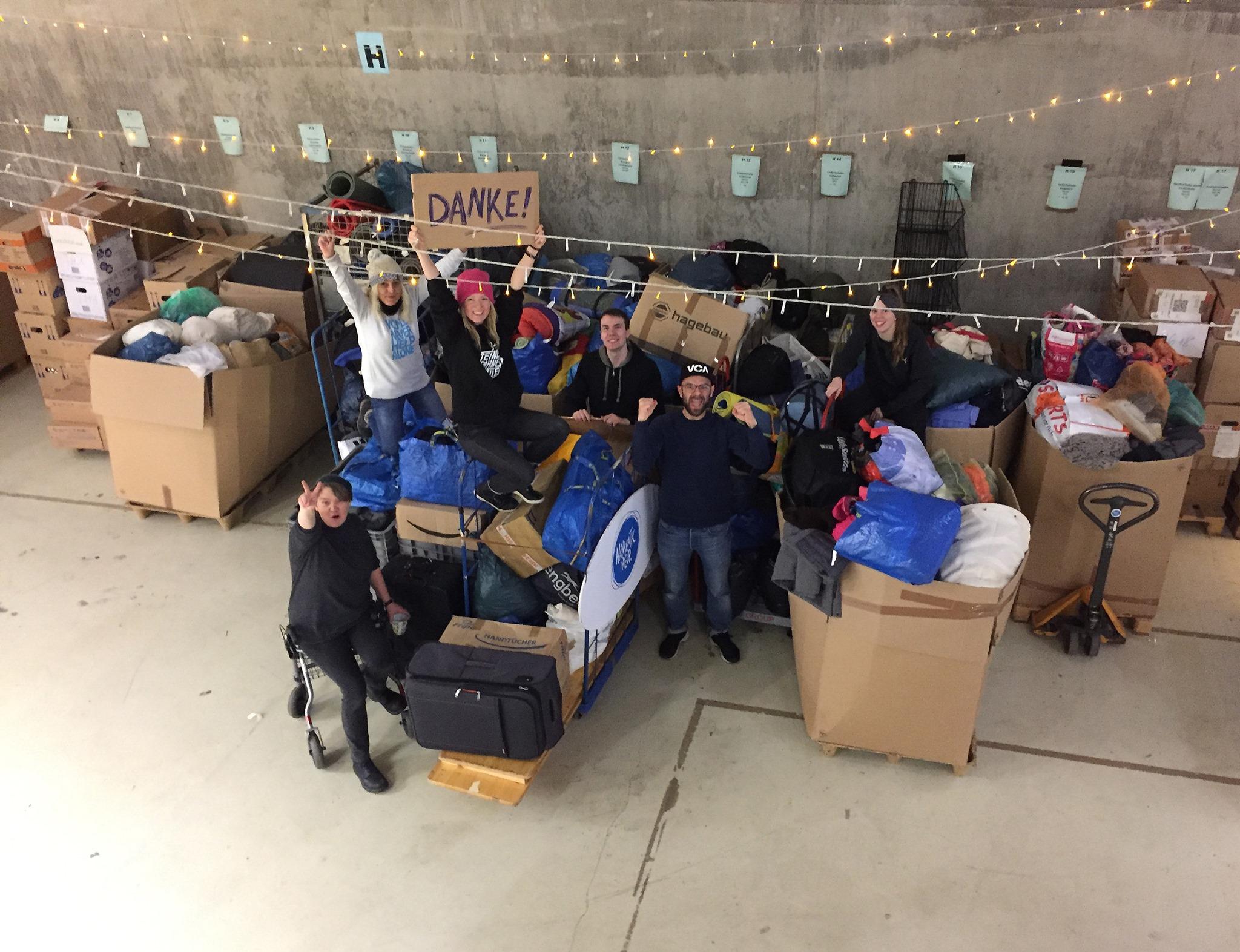 AINO & Hanseatic Help brauchen dich: Spende Schlafsäcke für Obdachlose!