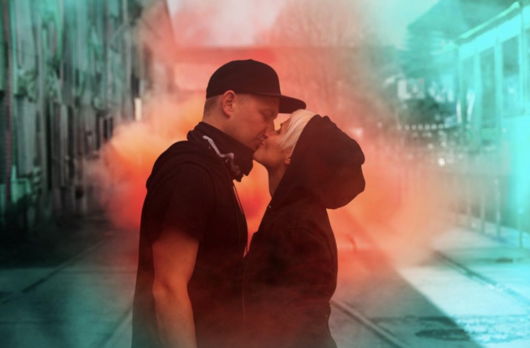 Dieses Musikalische Paar Bringt Die Bühne Zum Beben Aino