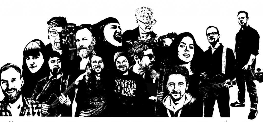 CD Release-Festival & Party mit Jörn und seinen Freunden auf dem Schiff.
